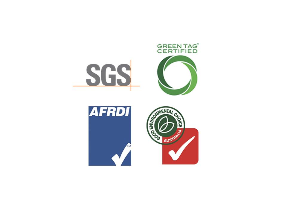 Certification Guide Logos