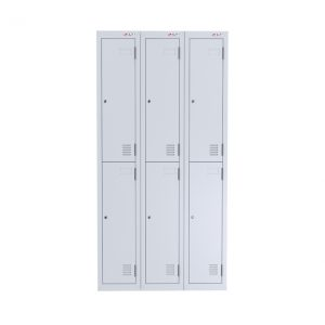 AusFile Lockers - 2 Tier