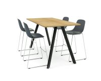 iSpace Sabre Tall Bench Table