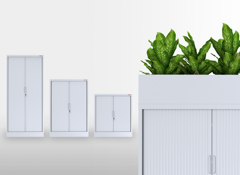 AusFile Tambour Cabinets