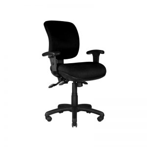 Vortex Max Chair - Medium Back (with arms)
