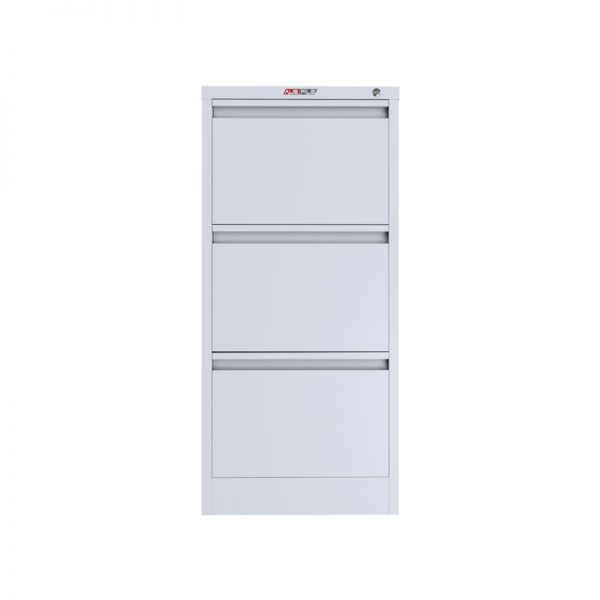 AusFile Vertical Filing Cabinet - 3 Drawer
