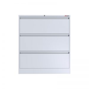 AusFile Lateral Filing Cabinet - 3 Drawer